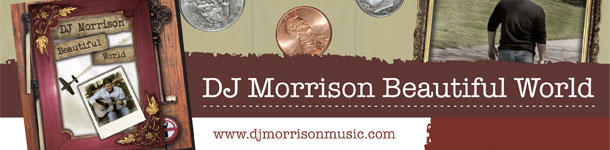 DJ Morrison Beautiful World Featured Image