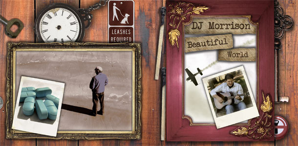 DJ Morrison Beautiful World Booklet